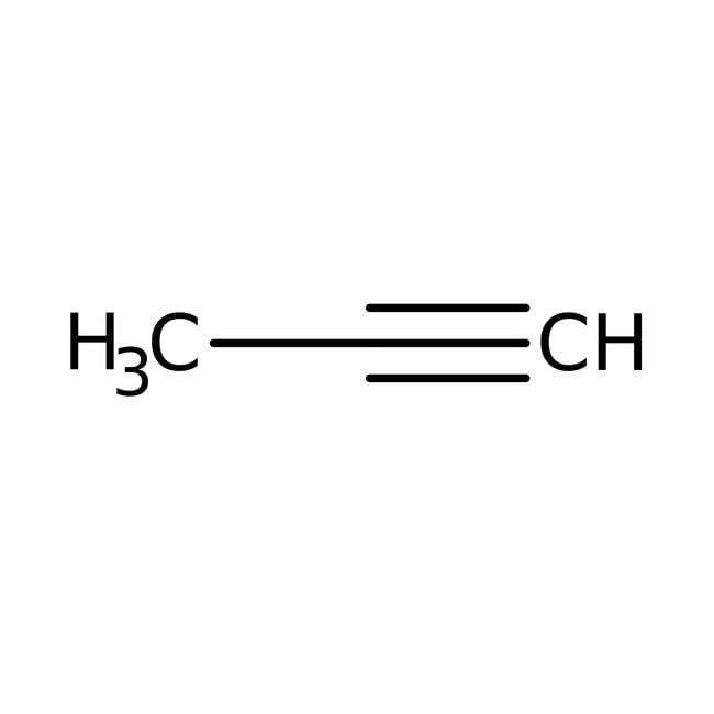 Propyne (ca. 5% in Tetrahydrofuran, ca. 1mol/L), TCI America™