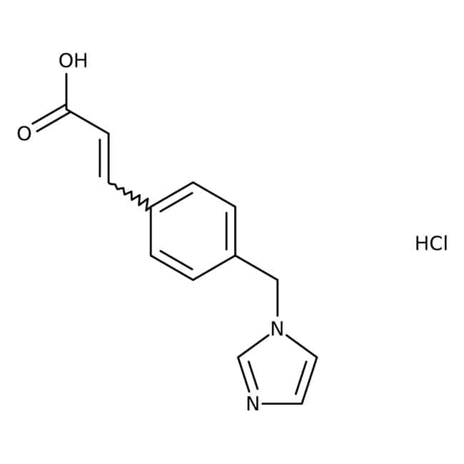 Ozagrel hydrochloride, Tocris Bioscience™ 10mg Ozagrel hydrochloride, Tocris Bioscience™