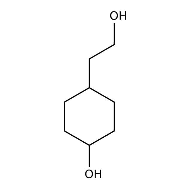 4-(2-Hydroxyethyl)cyclohexanol (cis- and trans- mixture) 98.0+%, TCI America™