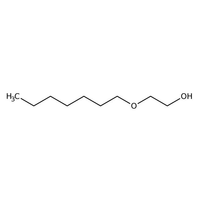 Heptyloxyethanol, 90%, ACROS Organics