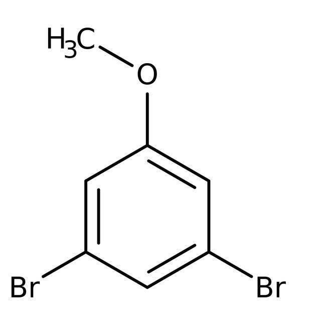Alfa Aesar™3,5-Dibromoanisole, 97%