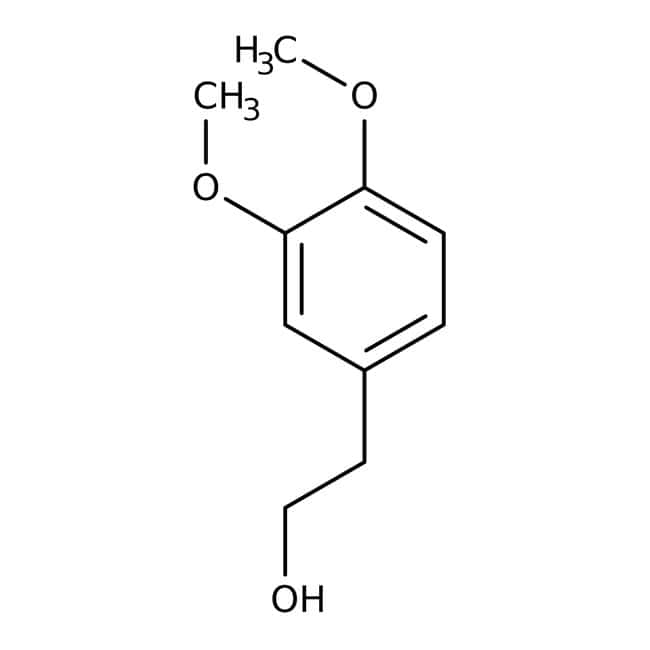 3,4-Dimethoxyphenethyl alcohol, 98%, ACROS Organics™