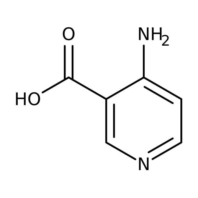 4-Aminonicotinic acid, 97%, ACROS Organics