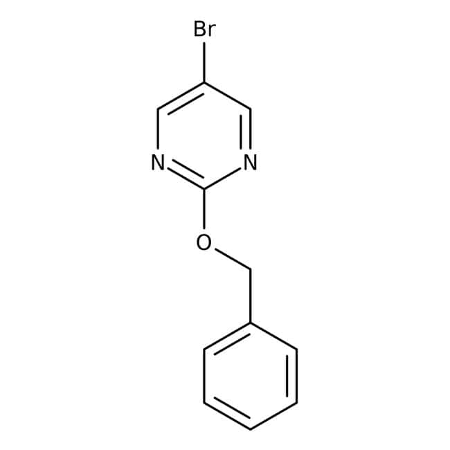 Alfa Aesar™2-Benzyloxy-5-bromopyrimidine, 95% 250mg Alfa Aesar™2-Benzyloxy-5-bromopyrimidine, 95%