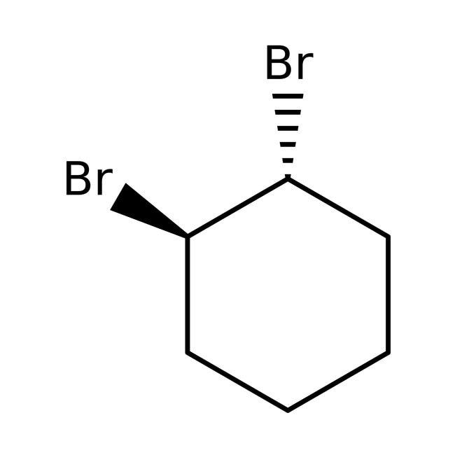 Alfa Aesar™trans-1,2-Dibromocyclohexane, 99%