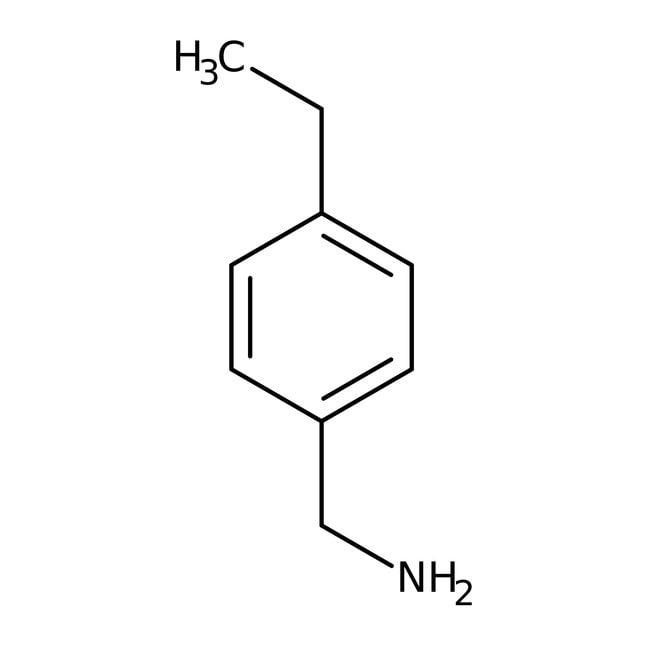 4-Ethylbenzylamine, 98%, Acros Organics