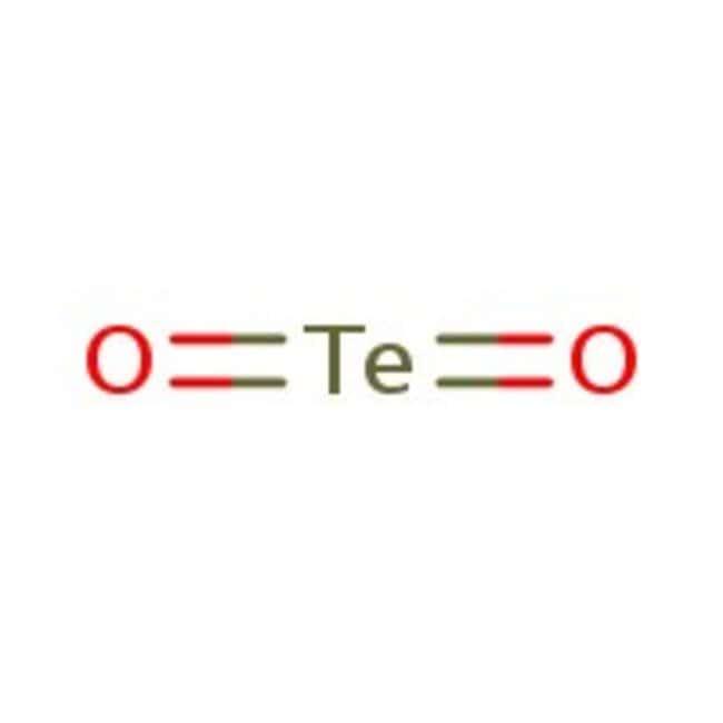 Tellurium(IV) Oxide, Technical Grade, Alfa Aesar™