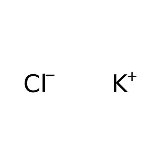 Potassium Standard For ICP, 10,000&mu;g/mL in 5% HNO<sub>3</sub>, SPEX CertiPrep&trade; 125mL; Triple-leached LDPE bottle Potassium Standard For ICP, 10,000&mu;g/mL in 5% HNO<sub>3</sub>, SPEX CertiPrep&trade;