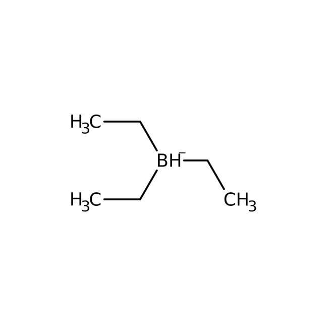 Lithium Triethylborodeuteride, 1M Solution in THF, ACROS Organics