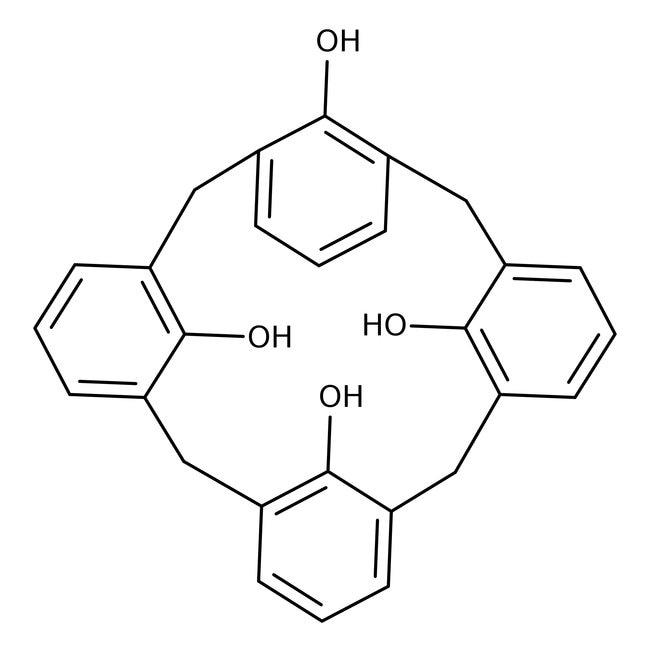 Calix[4]arene, 98%, ACROS Organics™