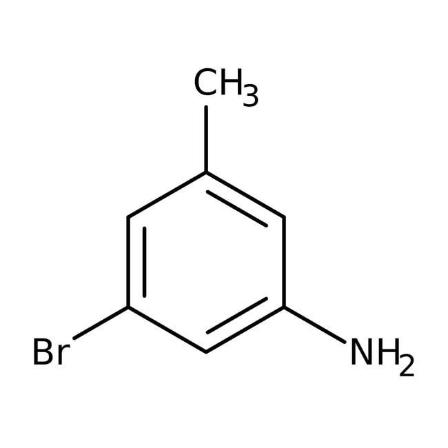Alfa Aesar™3-Bromo-5-methylaniline, 98% 5g Alfa Aesar™3-Bromo-5-methylaniline, 98%