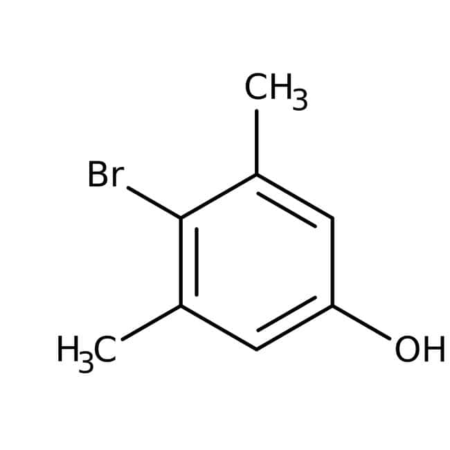 4-Bromo-3,5-dimethylphenol, 99%, ACROS Organics™
