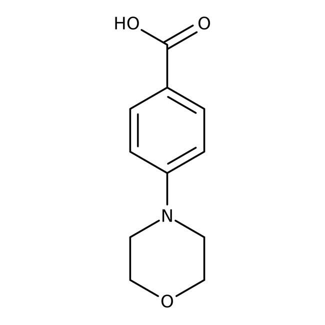 4-Morpholinobenzoic acid, 97%, Maybridge