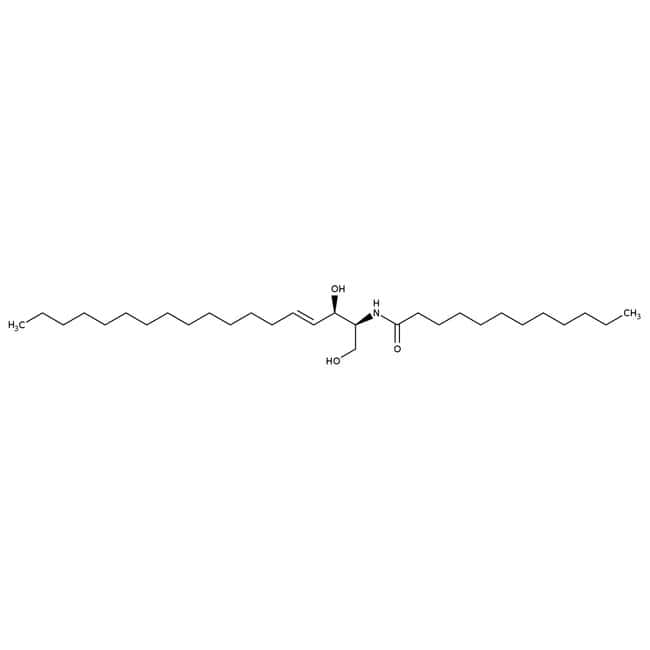 N-Lauroyl-D-erythro-sphingosine,  99%, synthetical, Acros Organics