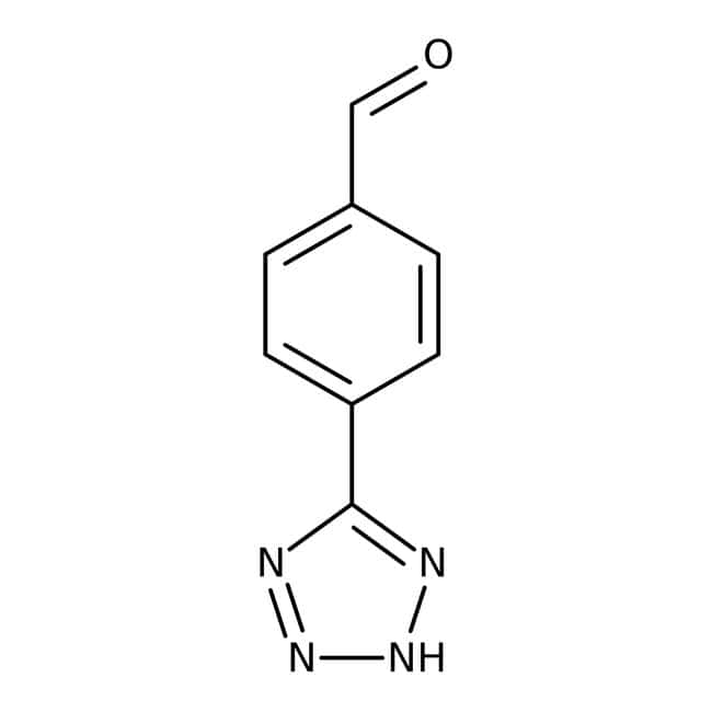 Alfa Aesar™4-(1H-Tetrazol-5-yl)benzaldehyd, 99% 1g Alfa Aesar™4-(1H-Tetrazol-5-yl)benzaldehyd, 99%
