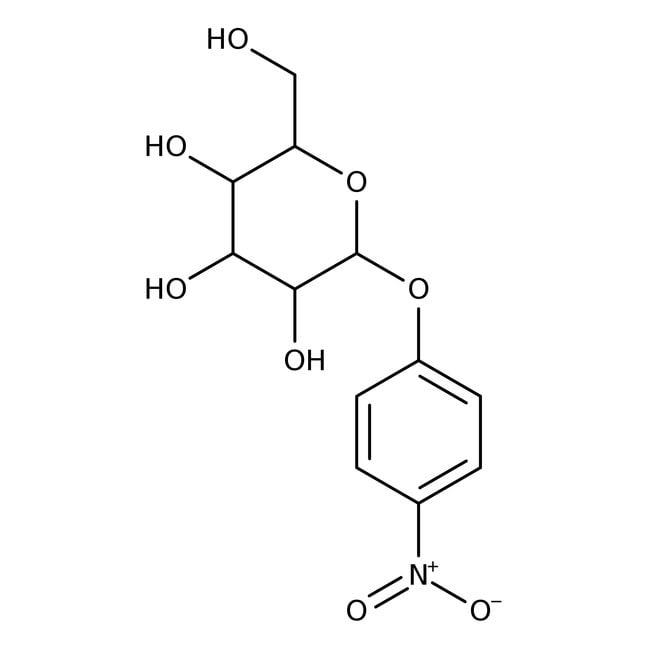 4-Nitrophenyl- -D-galactopyranoside, Acros Organics