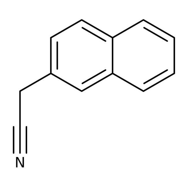 2-Naphthylacetonitrile, 90-95%, Tech., ACROS Organics