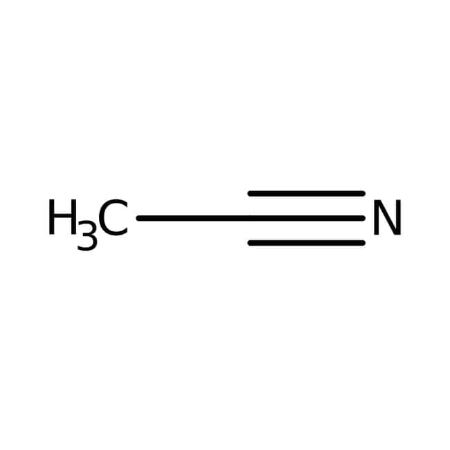 Acetonitril, Optima™, LC-MS-Gütegrad, Fisher Chemical 2.5 l Acetonitril, Optima™, LC-MS-Gütegrad, Fisher Chemical