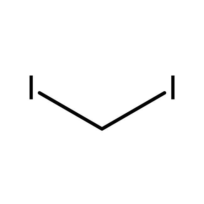 Diiodomethane, 99+%, stabilized, ACROS Organics™ 2.5Kg; Glass Bottle prodotti trovati