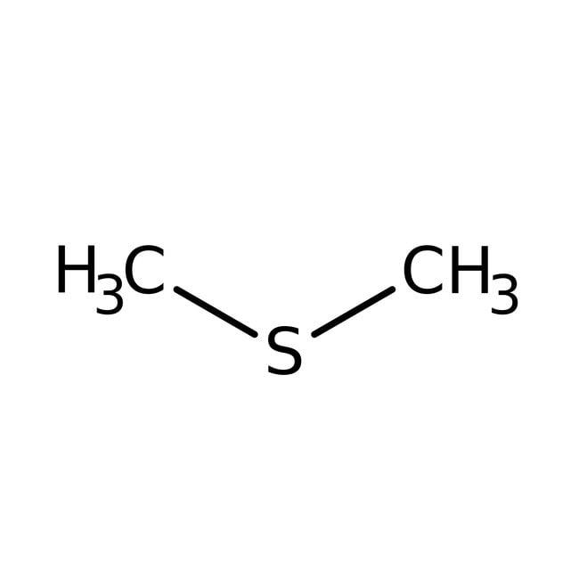 Methyl sulfide, 99+%, extra pure, ACROS Organics™: Thioethers Organosulfur compounds