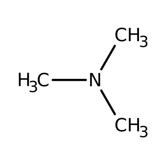 Trimethylamine, 1M solution in THF, AcroSeal , ACROS Organics