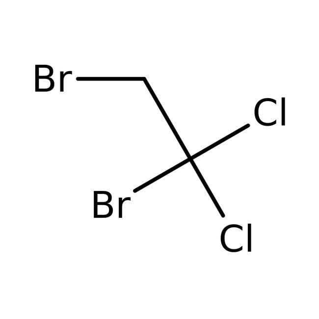 Alfa Aesar™1,2-Dibromo-1,1-dicloroetano, 97% 250g Alfa Aesar™1,2-Dibromo-1,1-dicloroetano, 97%