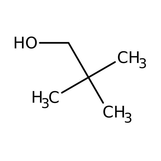 Neopentyl alcohol, 99%, ACROS Organics™