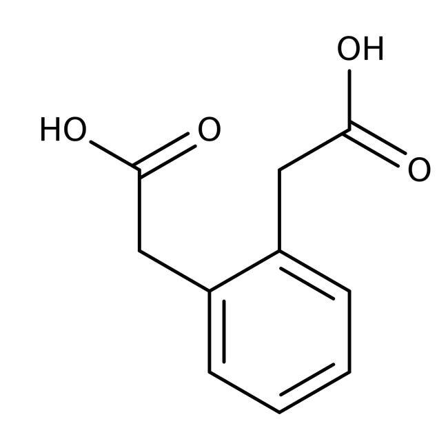 1,2-Phenylenediacetic acid, 99%, Acros Organics
