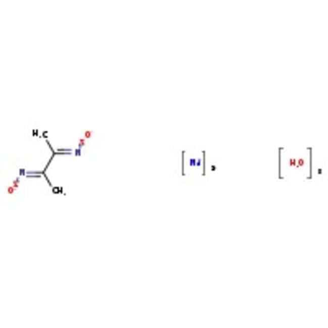 Dimethylglyoxime Sodium Salt, Spectrum