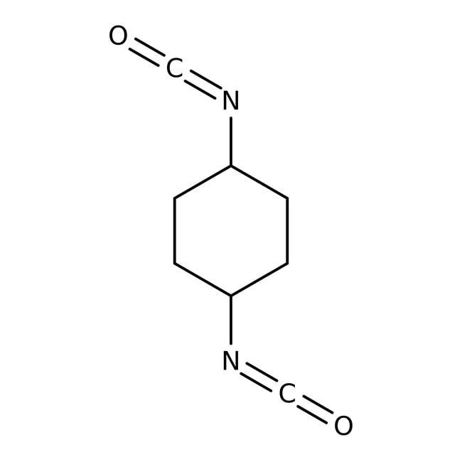 Alfa Aesar™trans-1,4-Cyclohexane diisocyanate, 97% 1g Alfa Aesar™trans-1,4-Cyclohexane diisocyanate, 97%