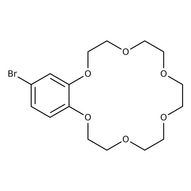 4'-Bromobenzo-18-crown-6, 98%, ACROS Organics
