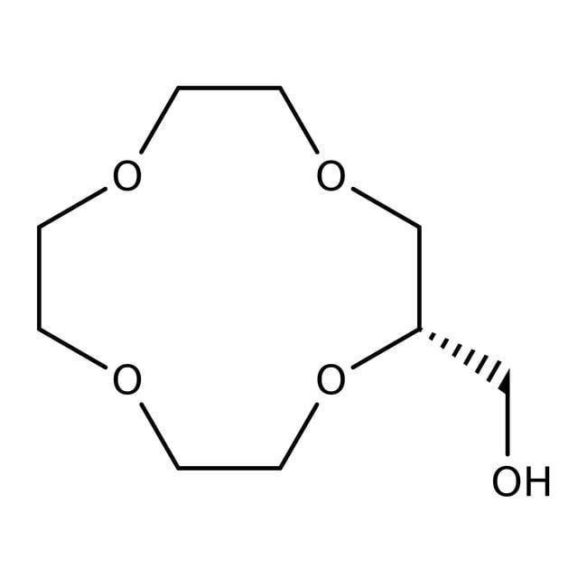 Alfa Aesar™2-Hydroxymethyl-12-crown-4, 97%