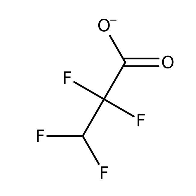 Alfa Aesar™Ácido 3H-tetrafluoropropiónico, 97% 10g Alfa Aesar™Ácido 3H-tetrafluoropropiónico, 97%