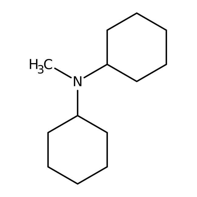 N,N-Dicyclohexylmethylamine, 97%, ACROS Organics™