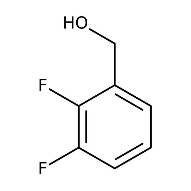 2,3-Difluorobenzyl alcohol, 97%, ACROS Organics™  2,3-Difluorobenzyl alcohol, 97%, ACROS Organics™