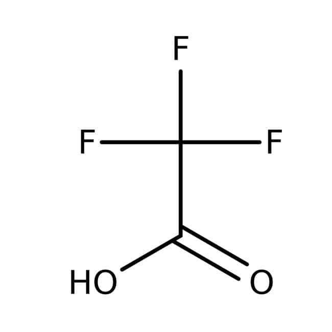 Trifluoroacetic acid, 99.5%, for biochemistry, ACROS Organics™