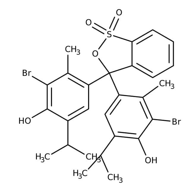 Bleu de bromothymol, indicateur, ACROS Organics™: Benzofurans Organoheterocyclic compounds
