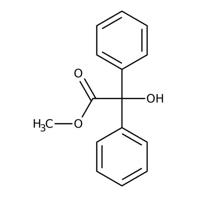 Alfa Aesar™Methyl benzilate, 98% 1000g Alfa Aesar™Methyl benzilate, 98%