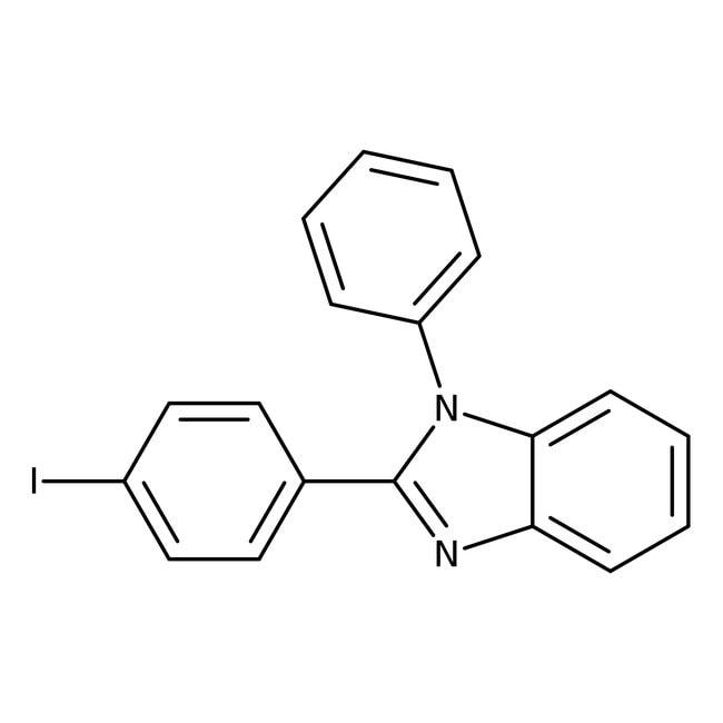 2-(4-Iodophenyl)-1-phenylbenzimidazole 98.0+%, TCI America™