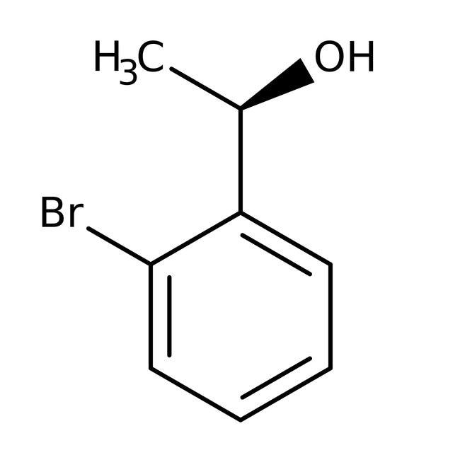 Alfa Aesar™(R)-(+)-1-(2-Bromophenyl)ethanol, 98%
