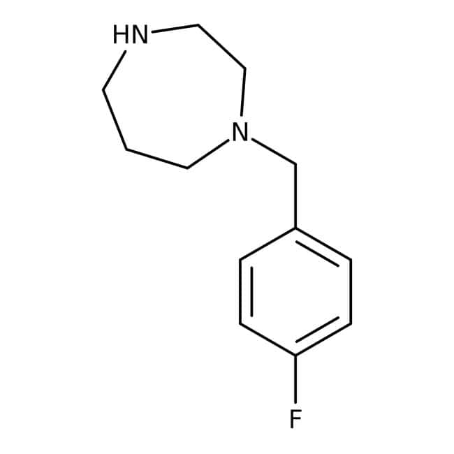 1-(4-Fluorobenzyl)-1,4-diazepane, 97%, Maybridge™