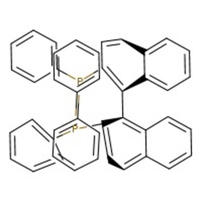 (S)-(-)-2,2'-Bis(diphenylphosphino)-1,1'-binaphthyl, 99+%, ACROS Organics™