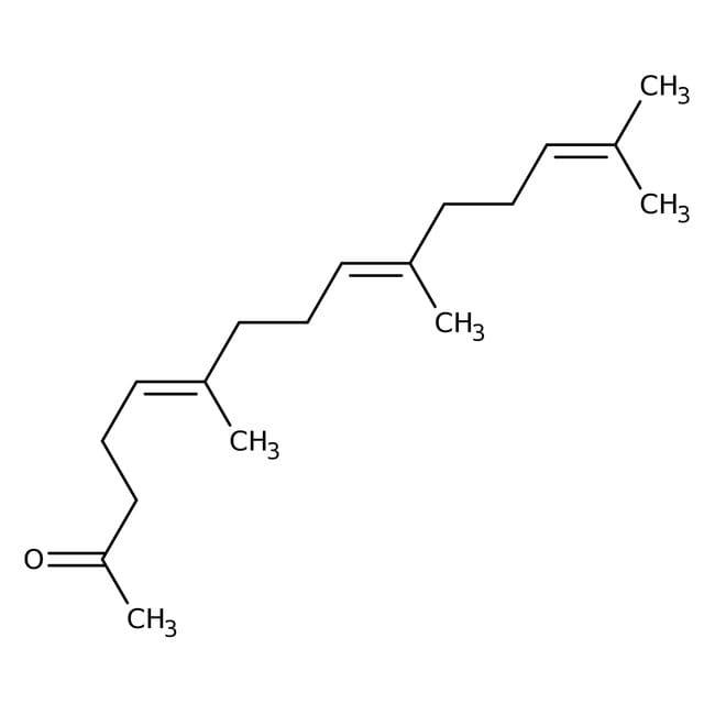Alfa Aesar  Farnesylacetone, mixture of isomers, 97%