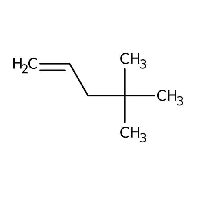 4,4-Dimethyl-1-pentene, 99%, ACROS Organics™