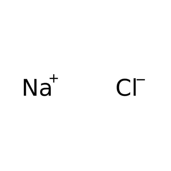Sodium Chloride (Granular/USP/FCC), Fisher Chemical