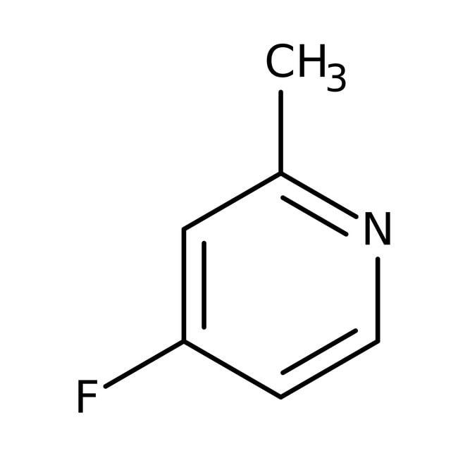 Alfa Aesar™4-Fluor-2-methylpyridin, 96% 1g Alfa Aesar™4-Fluor-2-methylpyridin, 96%