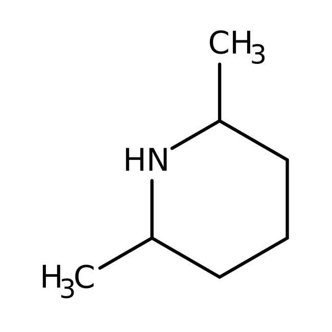 cis-2,6-Dimethylpiperidine, 97+%, ACROS Organics™
