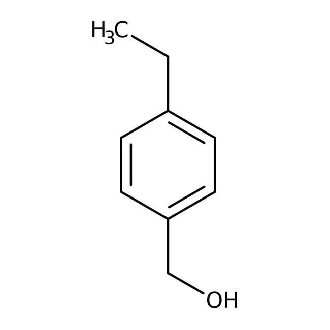 Alfa Aesar™Alcool 4-éthylbenzylique, 99% 5g Alfa Aesar™Alcool 4-éthylbenzylique, 99%