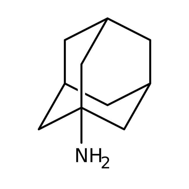 1-Adamantanamine, 96%, Acros Organics™ Glass bottle; 25g 1-Adamantanamine, 96%, Acros Organics™