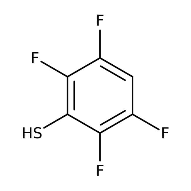Alfa Aesar™2,3,5,6-Tetrafluorothiophenol, 98% 5g Alfa Aesar™2,3,5,6-Tetrafluorothiophenol, 98%